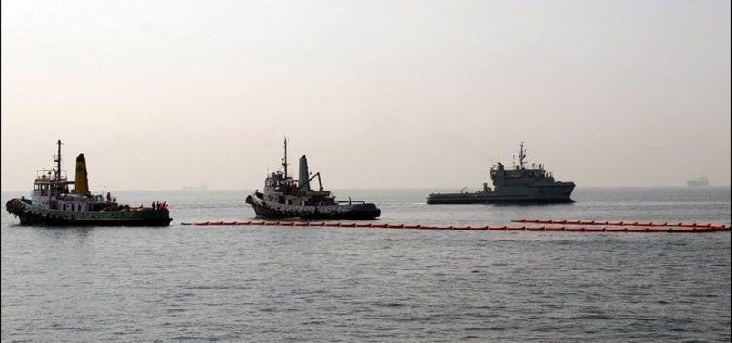 TURKEY PARTICIPATES IN OIL SPILL EXERCISE IN PAKISTAN