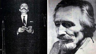 Hayata duygu dolu gözlerle bakan şair: Özdemir Asaf