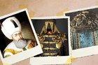 Osmanlı sultanlarının bilinmeyen antika eşyaları