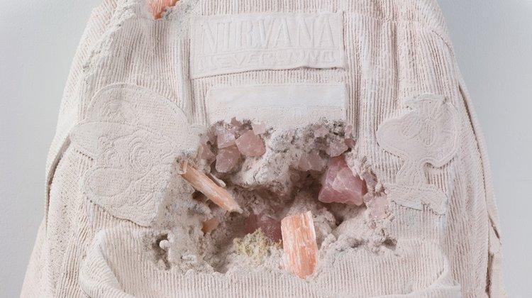 Les Benjamins x Daniel Arsham: Self Structure