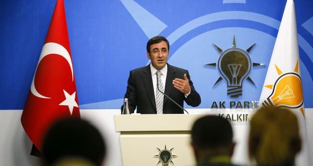 AK Party Deputy Chairman Yılmaz affirms party's determination to fight Gülenists, urged political parties to do the same.