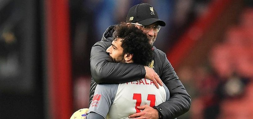KLOPP PRAISES HAT-TRICK HERO SALAH AFTER LIVERPOOL WIN