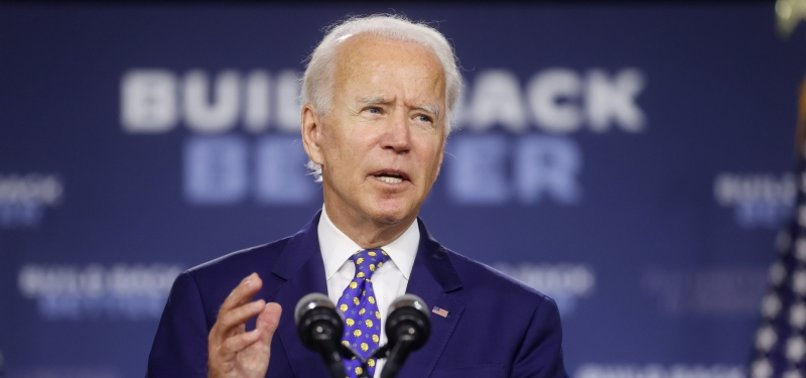 JOE BIDEN ACCUSED OF SPREADING HATRED OF RUSSIA WITH THREAT TALK