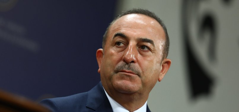 TURKISH FM ÇAVUŞOĞLU SLAMS CAIRO RAID ON ANADOLU AGENCY
