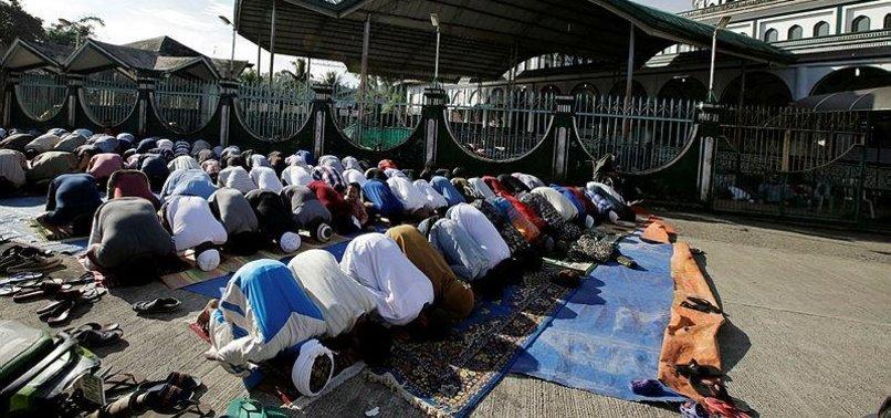FILIPINO MUSLIMS MARK EID AMID RUINS OF WAR-TORN MARAWI