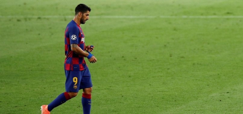 ATLÉTICO MADRID TRIES TO GRAB OPPORTUNITY TO SIGN LUIS SUÁREZ