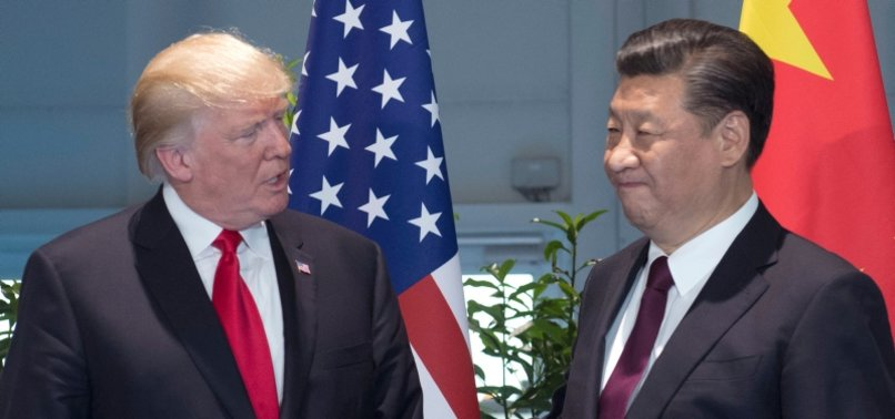 TRUMP DISPLEASED WITH CHINAS ACTIONS ON HONG KONG