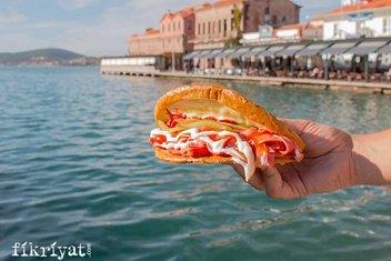Türkiye'nin sokak yemekleri