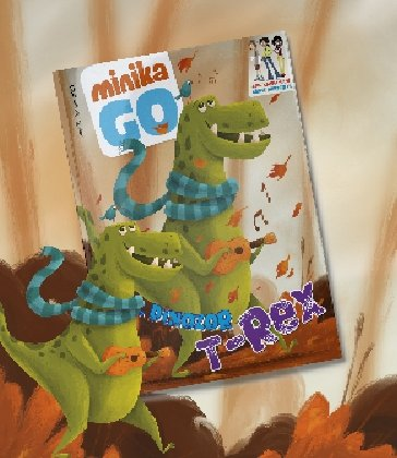 01.11.2019 MinikaGo Dergi - Sayı: 35
