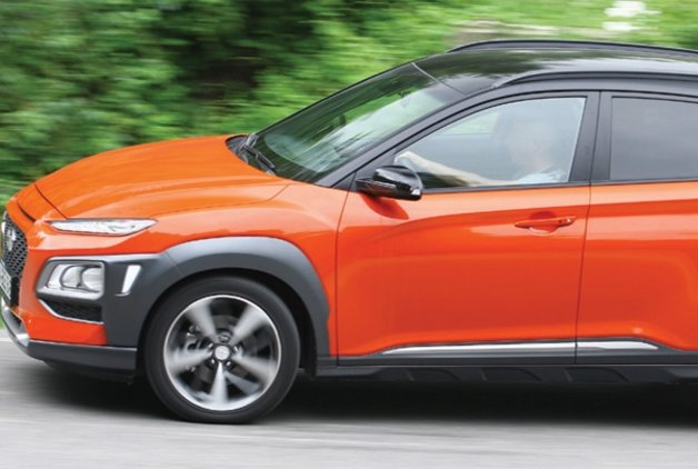 TEST · Hyundai Kona 1.6 T-GDI 4x4 Elite Smart