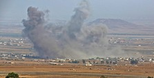 26 killed by regime airstrikes in Syria's Daraa