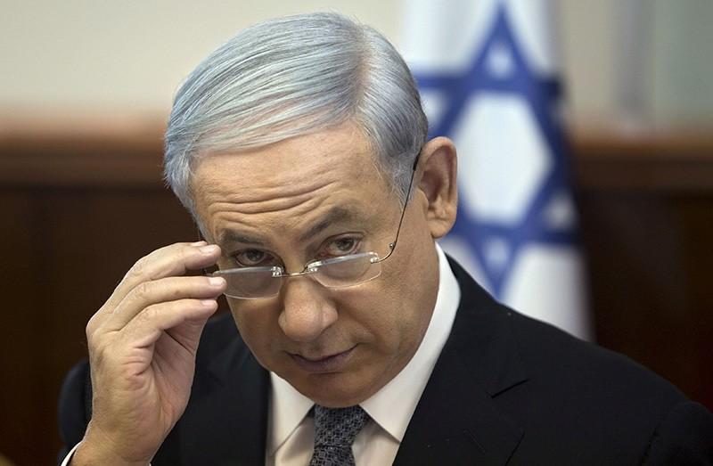 Israeli Prime Minister Benjamin Netanyahu (Reuters Photo)