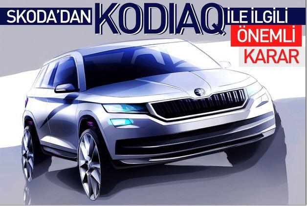 Kodiaq Coupe için yeşil ışık yandı