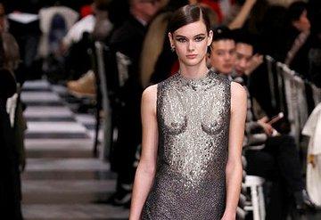 Christian Dior İlkbahar - Yaz 2018 Haute Couture