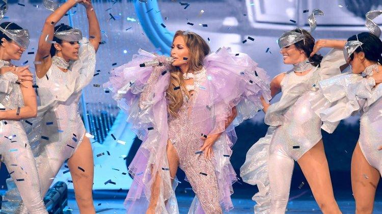 JENNİFER LOPEZ'IN 'IT'S MY PARTY' TOUR SET LİST'İ AÇIKLANDI