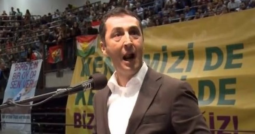 Almanyadaki referandum mitingine Cem Özdemir tepkili