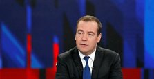 Russian PM Medvedev slams anti-doping agency's ban