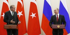 Erdoğan, Putin meeting in Moscow to focus on post-US Syria