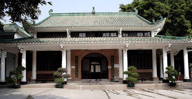 Huaisheng Cami / Guangzhou, Çin