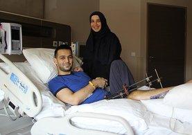 15 Temmuz gazisi 3 ayda 32 ameliyat oldu