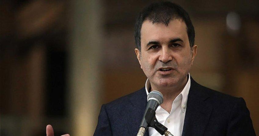 AB Bakanı Ömer Çelik'ten basın toplantısında önemli açıklamalar