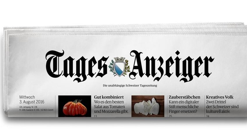 Tagesanzeiger'den FETÖ imzalı kumpas