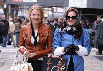 Gossip Girl'in en iyi moda anları!