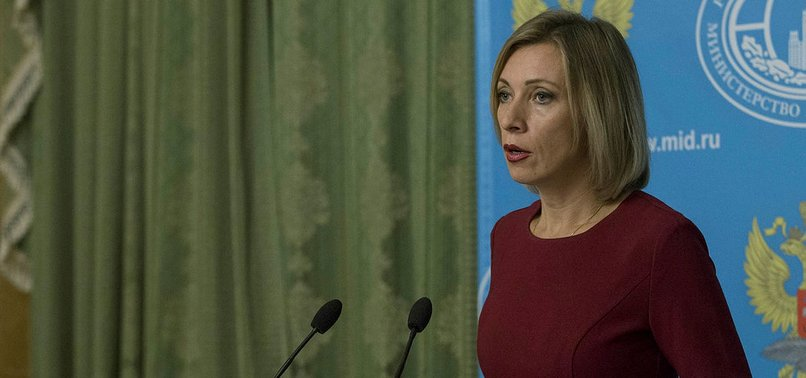 RUSSIA SLAMS POMPEOS VISIT TO WEST BANK
