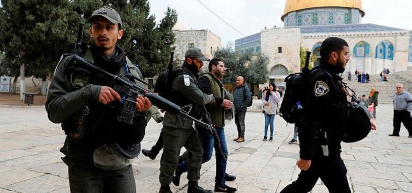 ISRAELI FORCES ARREST NEARLY 300 PALESTINIANS IN AUGUST