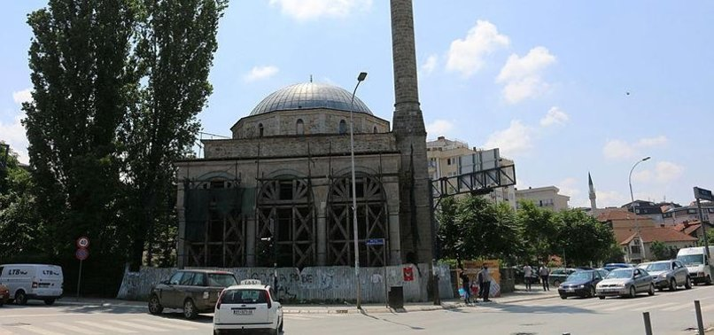 TURKISH AID AGENCY TO RESTORE 2 MOSQUES IN KOSOVO