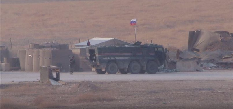 RUSSIA DEPLOYS IN BASES EAST OF EUPHRATES RIVER