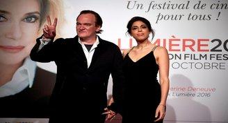 Tarantino dünya evinde