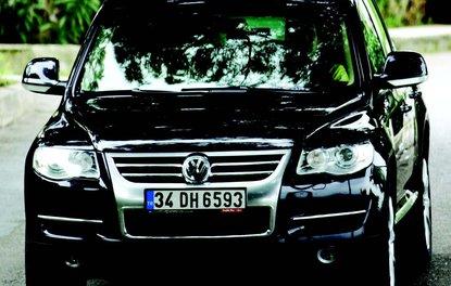 Nostalji Test Volkswagen Touareg V10 TDI