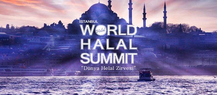 Dünya Helal Zirvesi İstanbul'da