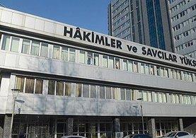 HSYK'dan yeni mahkeme kararı
