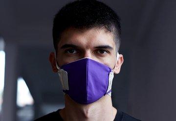 Les Benjamins yeni tasarladığı yüz korumalarını sundu