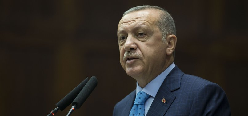 ERDOĞAN: JOINT U.S.-TURKISH EFFORT ON SYRIA TO PROMOTE PEACE AND STABILITY IN REGION