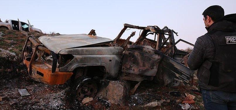 TURKISH TANKS THWART PYD/PKK ATTACK IN SYRIAS AFRIN