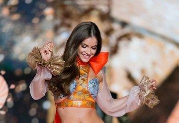 Barbara Palvin, Victorias Secretın yeni meleği
