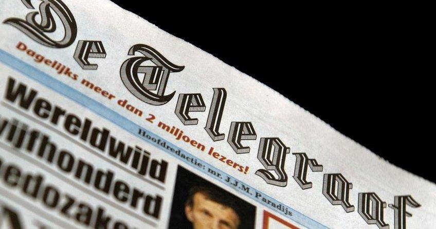 Hollanda gazetesinden korkunç iddia