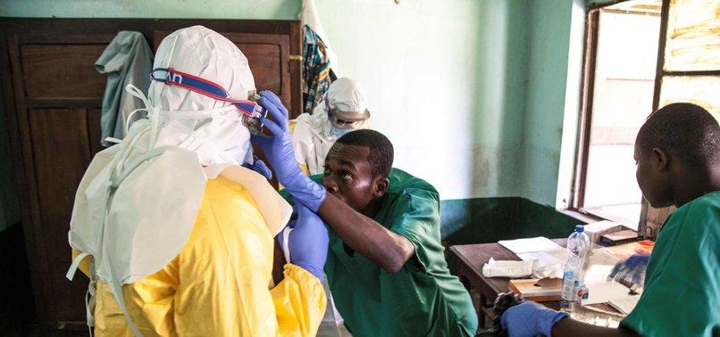 EBOLA SPREADS TO CITY, ENTERING 3 HEALTH ZONES IN CONGO