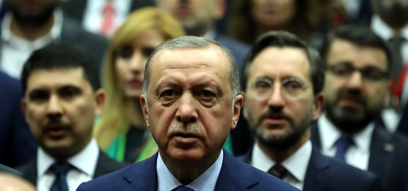 TURKEYS ERDOĞAN SAYS THEY WILL TEACH LESSON TO HAFTAR IF ATTACKS RESUME