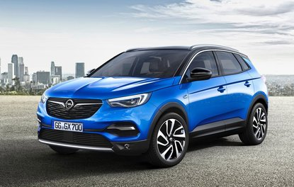 Opel'in yeni crossoverı