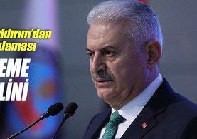 Başbakan Yıldırım'dan 'taşeron' açıklaması