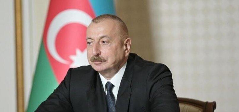 AZERBAIJAN PROBING DAMAGE BY ARMENIAN FORCES IN KARABAKH