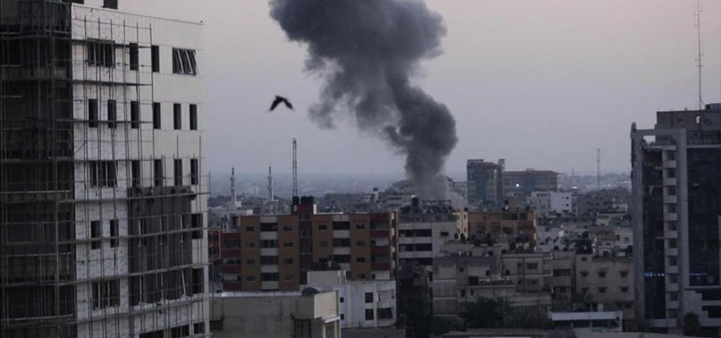 ISRAEL STRIKES HAMAS SITE IN GAZA - SECURITY SOURCE