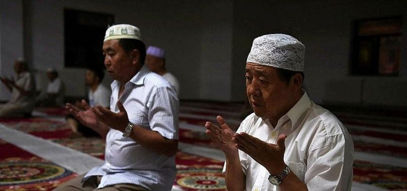 US HOUSE PASSES BILL TO PROTECT UIGHUR MUSLIMS IN CHINA