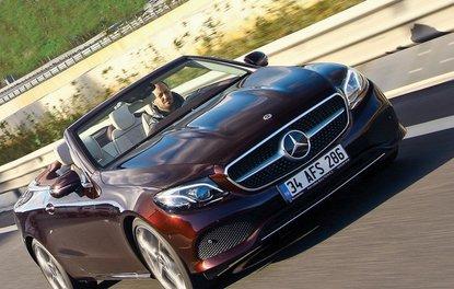 TEST - Mercedes E 300 Cabriolet AMG