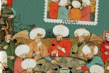 Osmanlı'da sofra adabı nasıldı?