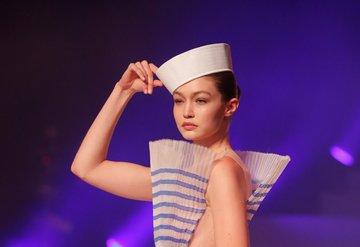 Jean Paul Gaultier'den muhteşem jübile